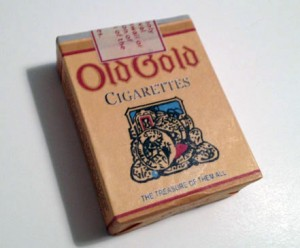 how to tell how old a pack of cigarettes are